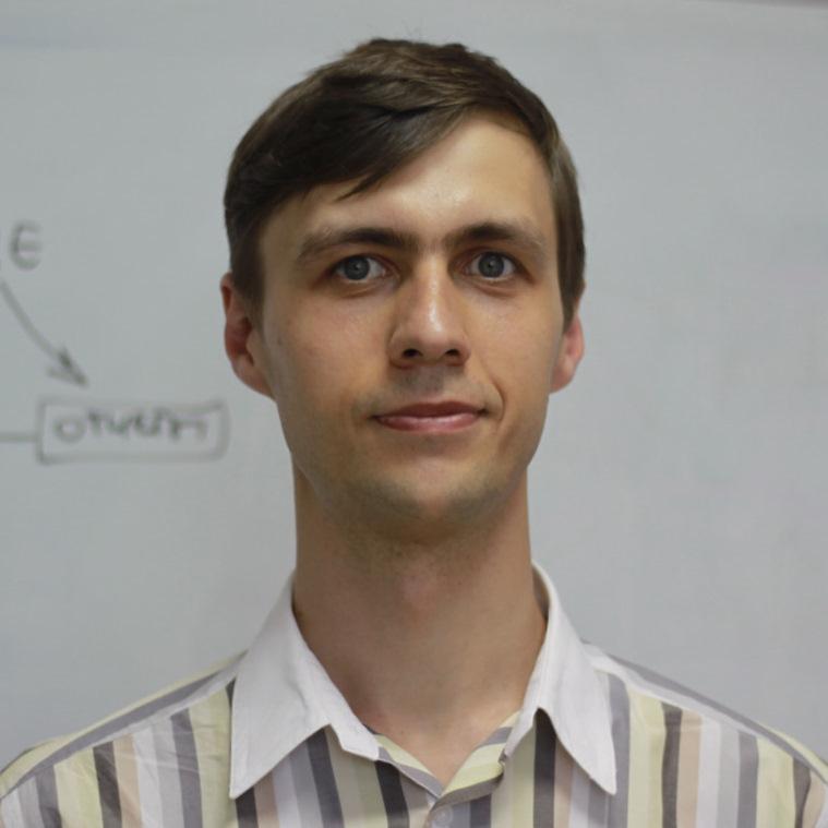 Dennis Lyubyvy, Algorithm Engineer, Afiniti