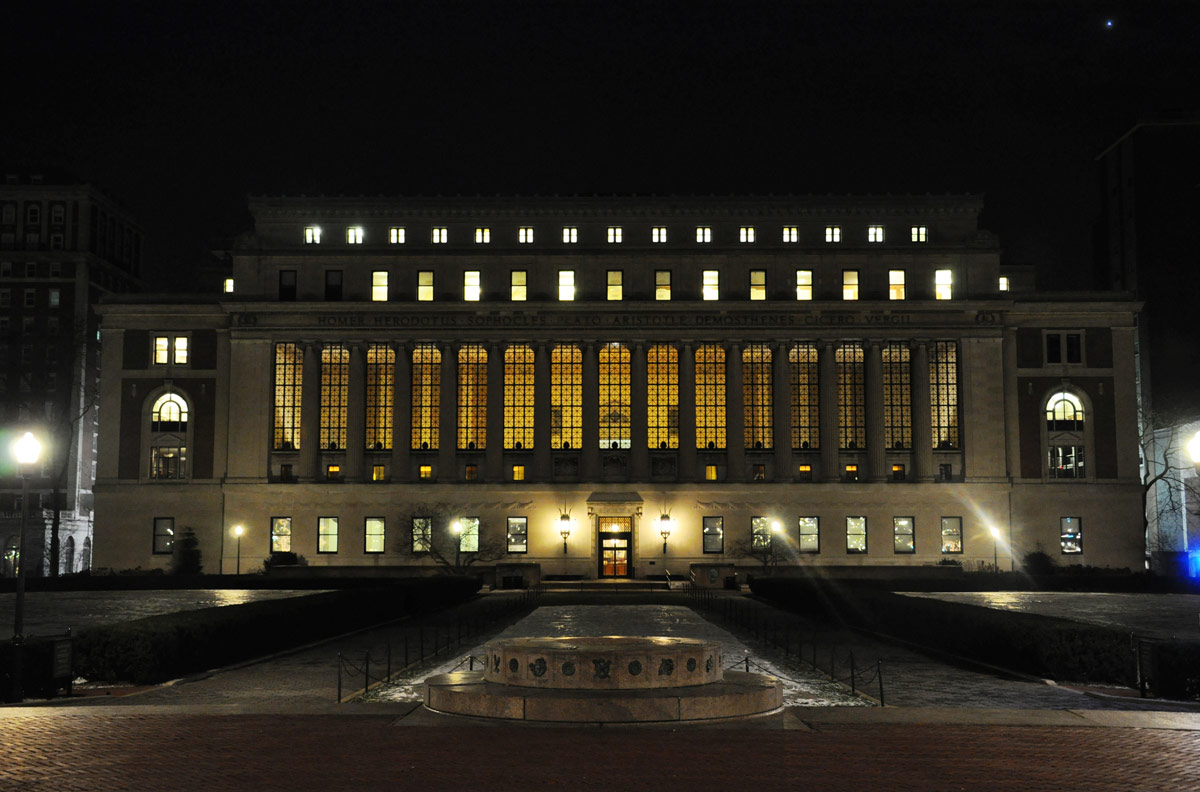 "The international workshop on ""Statistical Challenges in High-dimensional and Complex Data"" will be held at Columbia University on Sep 14 and Sep 15, 2018"