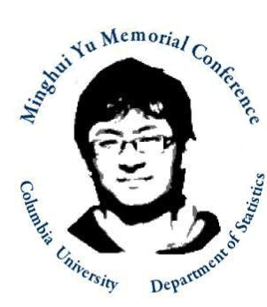2017 Minghui Yu Memorial Conference – Saturday, April 22