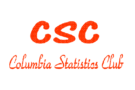Columbia Statistics Club successfully held the StatFest 2016
