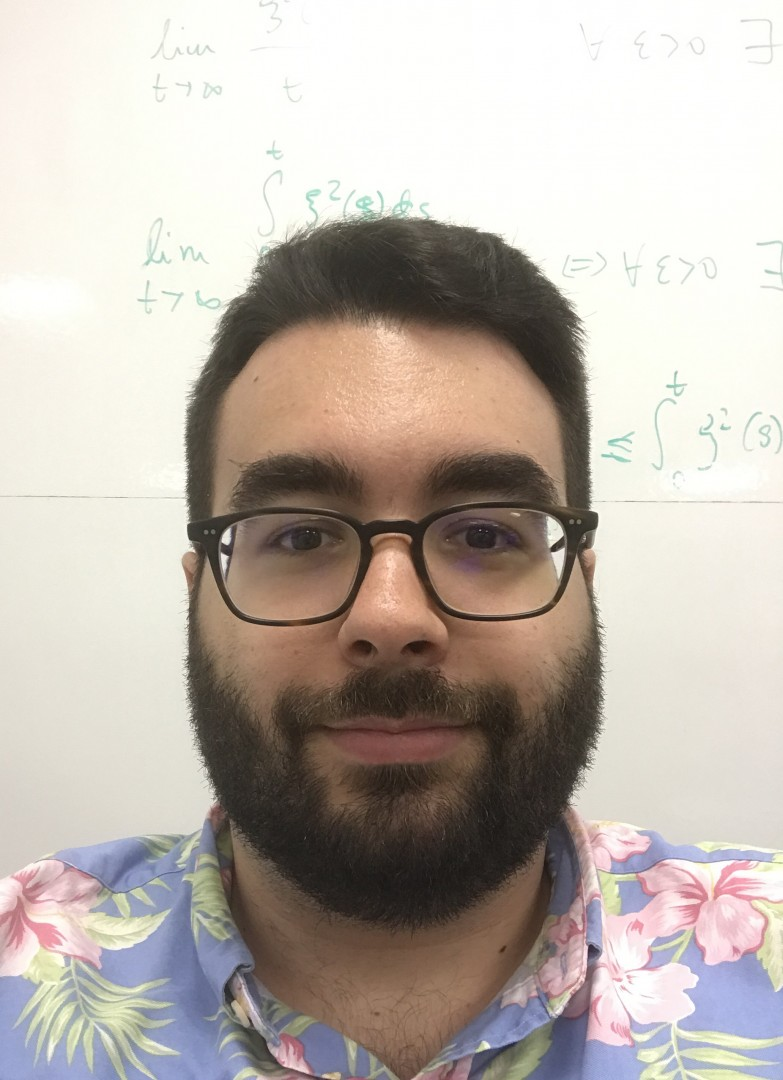 Congratulations to Miguel Angel Garrido Garcia who has been selected as one of the Lead Teaching Fellows by the Center for Teaching and Learning for the academic year 2019-2020