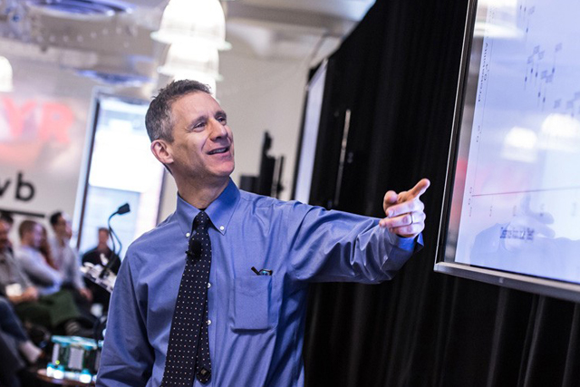 Professor Andrew Gelman develops an election forecast for The Economist.