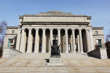 Department Of Statistics Columbia University