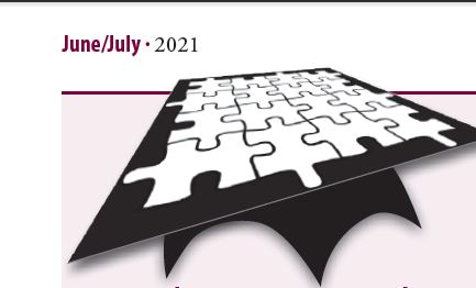 Ph.D. candidate Casey Bradshaw solves student puzzle corner #33 in the August 2021 issue of the IMS Bulletin