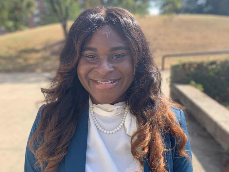 Introducing Diahmin Hawkins, Our 1st Bridge to Ph.D. in STEM Scholar